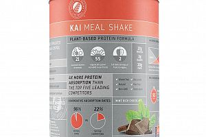 Kai Meal Shake Plant-Based Protein Formula Mint Rich Chocolate Silver Fern Brand