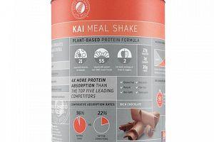 Kai Meal Shake Plant-Based Protein Formula Chocolate Silver Fern Brand