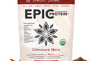 EPIC Protein Chocolate Sprout Living