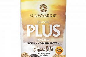 SunWarrior Classic Plus Chocolate