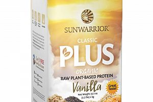 Classic Plus Vanilla SunWarrior