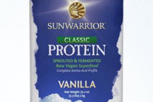 Classic Protein Vanilla SunWarrior
