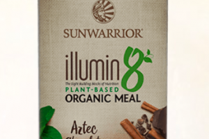 Illumin8 Aztec Chocolate SunWarrior