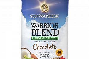 SunWarrior Warrior Blend Chocolate
