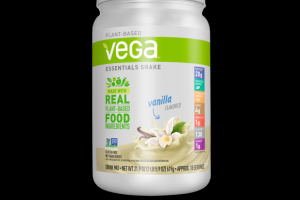 Essentials Shake Vanilla Vega