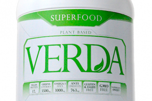 Superfood Plant Blend Chocolate Verda