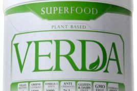 Superfood Plant Blend Vanilla Verda