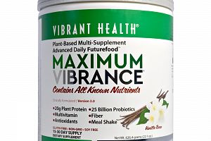 Maximum Vibrance Vanilla Vibrant Health