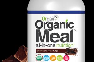 Organic Meal Chocolate Orgain