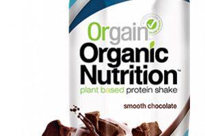 Organic Vegan Nutritional Shake Chocolate Orgain