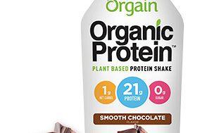 Organic 21g Plant Based Shake Chocolate Orgain