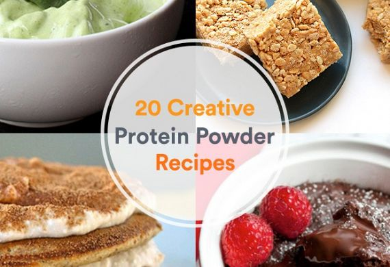 20 Unexpected Protein Powder Recipes to Try Now