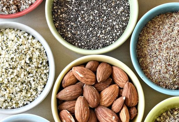 Boost Your Intake With Plant-Based Protein