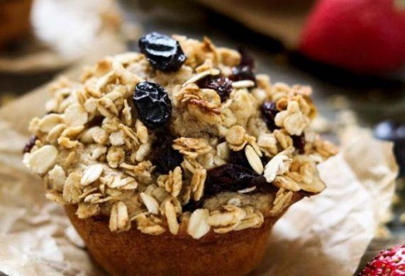 Easy Vegan Protein Muffins