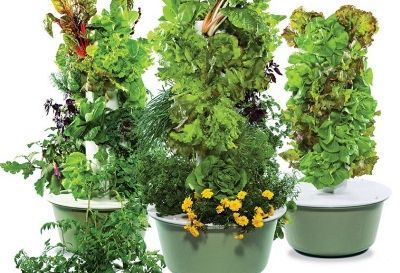 SPONSORED: Juice Plus Hydroponic Tower Garden