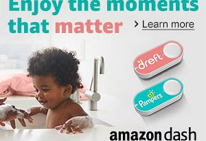 Sponsored: Amazon Dash Button Devices