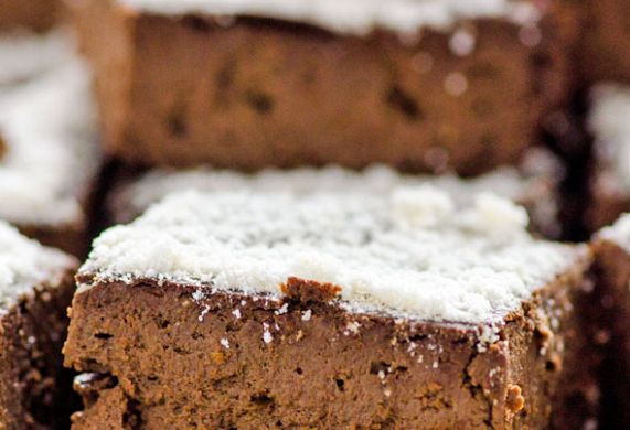 Vega Protein Brownies