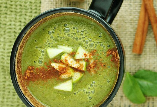 6 Warm Winter Smoothie Recipes