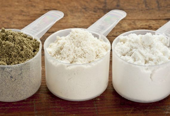 AskMen's List of Best Organic Protein Powders