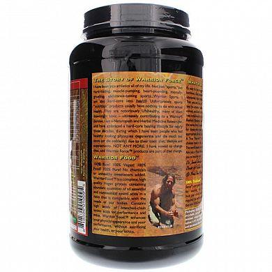 Health Force Warrior Food Vanilla product back
