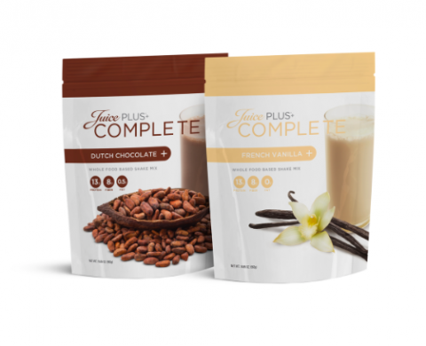 Juice Plus product front