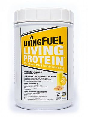 Living Fuel Living Protein product front