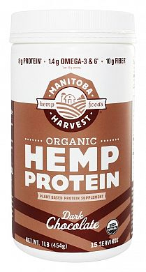Manitoba Harvest Organic Hemp Protein Chocolate product front