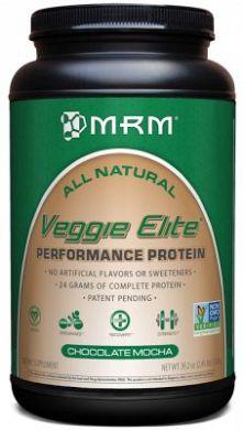 MRM Veggie Elite Chocolate Mocha product front