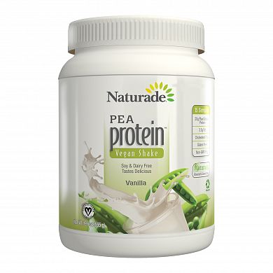 Naturade Pea Protein Vanilla product front