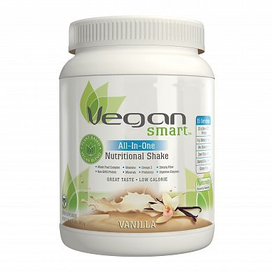 Naturade Vegan Smart All-in-one Nutritional Shake Vanilla product front