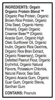 OOPPBPSPButter ingredients
