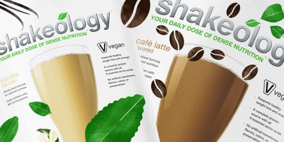 Shakeology Vegan Cafe Latte photo 2