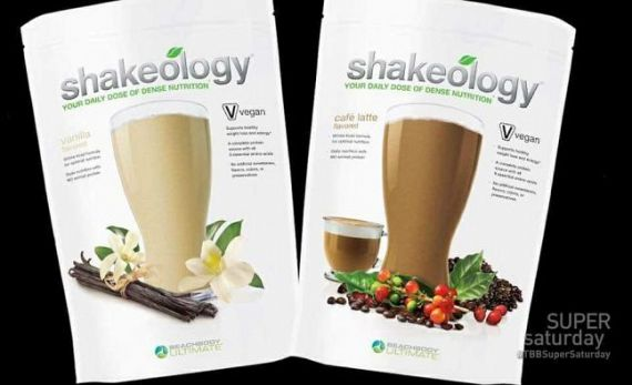 Shakeology Vegan Vanilla product front