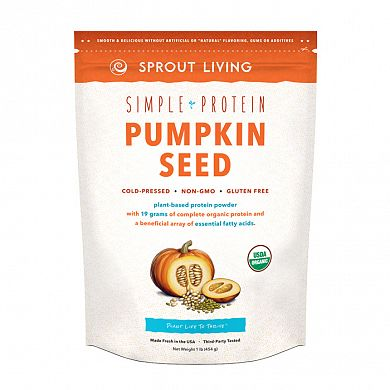 Sprout Living Pumpkin Seed product front