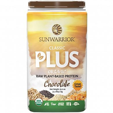 SunWarrior Classic Plus Chocolate product front