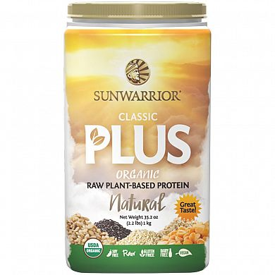 SunWarrior Classic Plus Natural product front