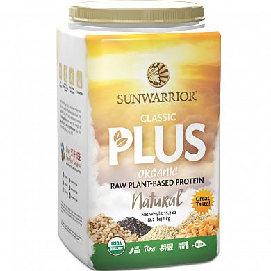 SunWarrior Classic Plus Natural product front 2