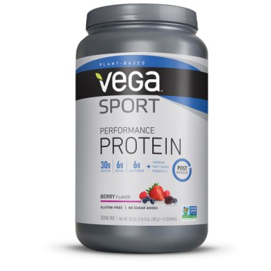 Vega Sport Performance Protein Berry product front